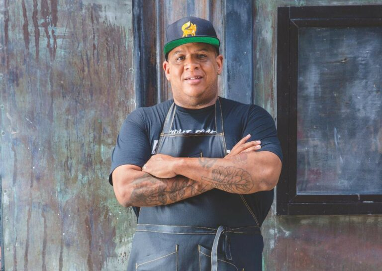 Todd Richards' Cookbook Journey to the Essence of Soul