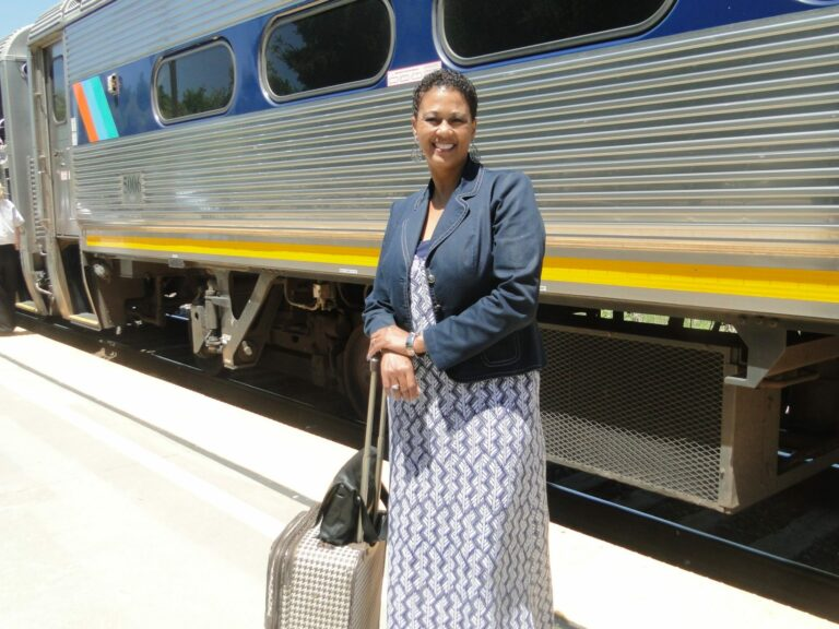 Train Etiquette to Get You and Others from Destination A to B