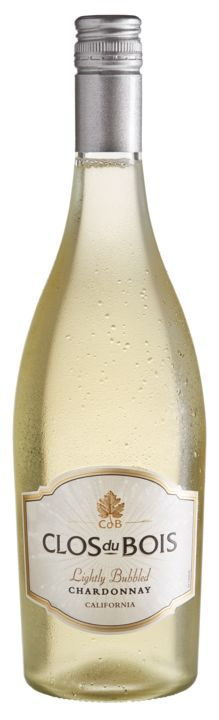 Clos Du Bois Introduces Two Lightly Bubbled Offerings to its Wine Portfolio