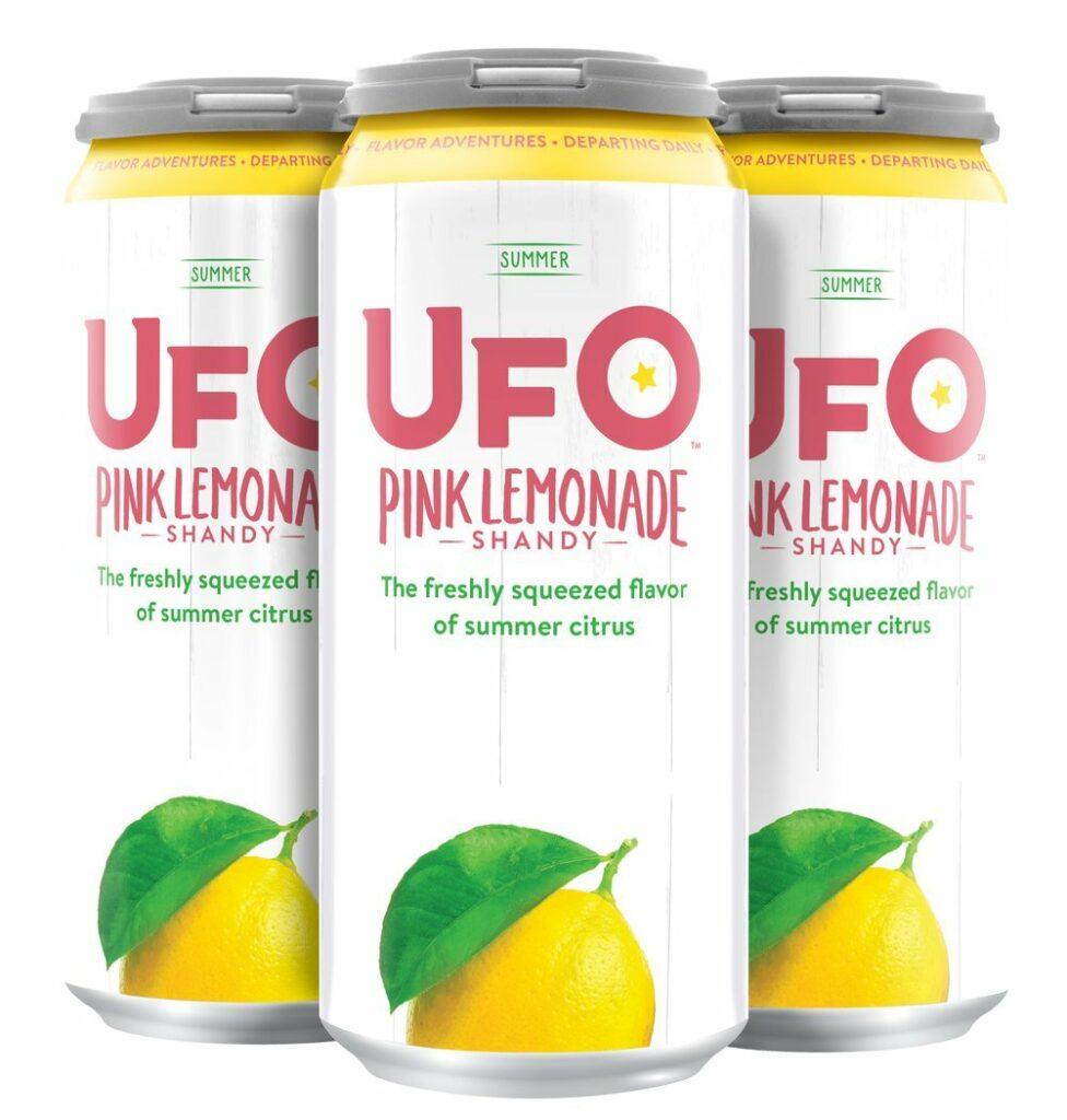 UFO Blueberry Lemonade and Pink Lemonade Shandy Deliver Unfiltered Summer Vibes