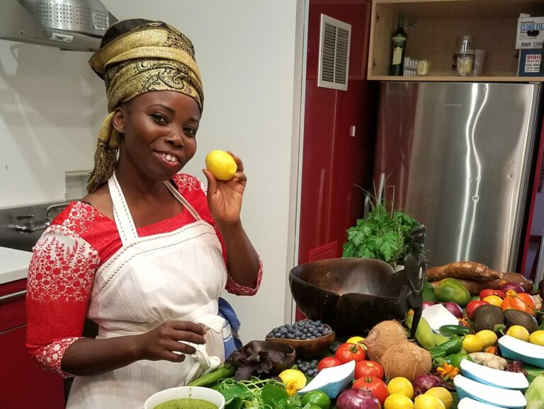 Bringing West African Cuisine to the West Coast: Afia Anabasua