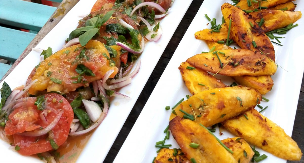 West African Food by Afia Anabasua