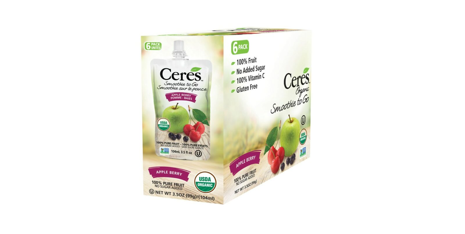 Ceres Fruit Juices: Orchard-to-Table Natural Goodness