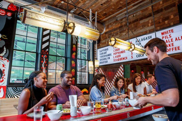 Diners in Philadelphia