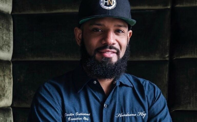 Iron Chef Winner Justin Sutherland Delivers Diversity in Winning Dishes