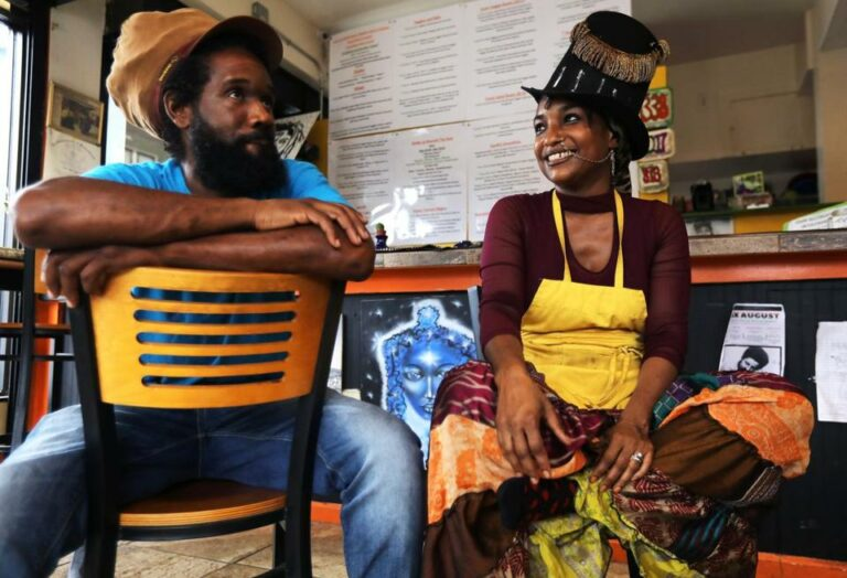 How One Black-Owned Vegan Restaurant Aims to Empower its Neighborhood