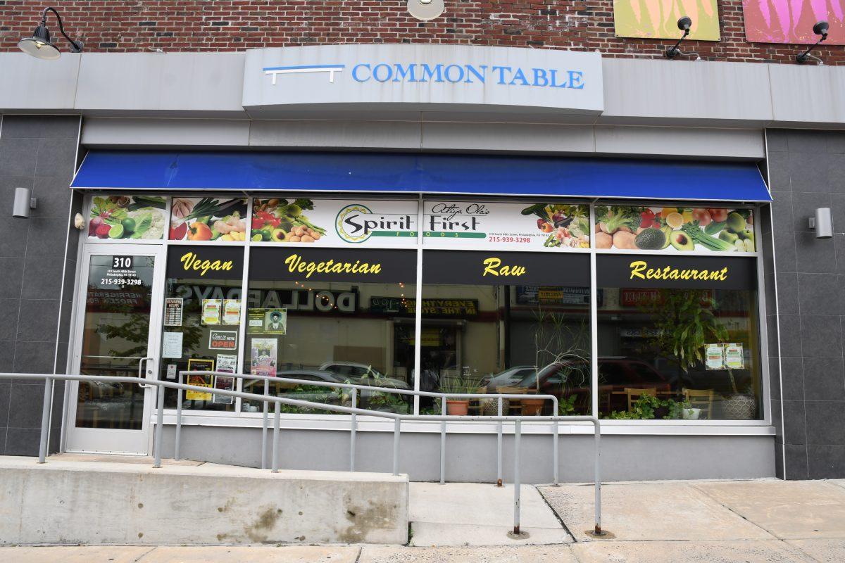 Spirit First Foods restaurant in Philadelphia