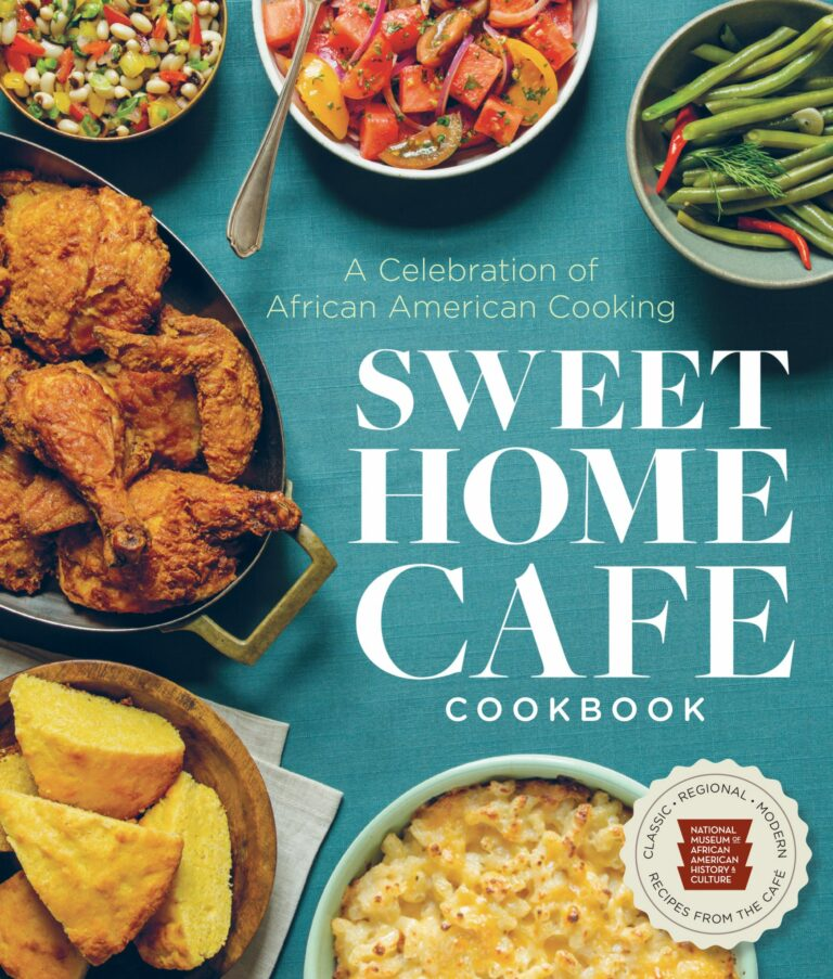 Sweet Home Cafe Cookbook, 2018