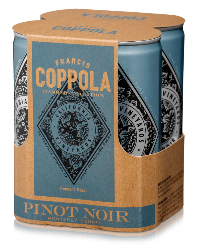 Francis Ford Coppola Diamond Collection 4-pack Pinot Noir