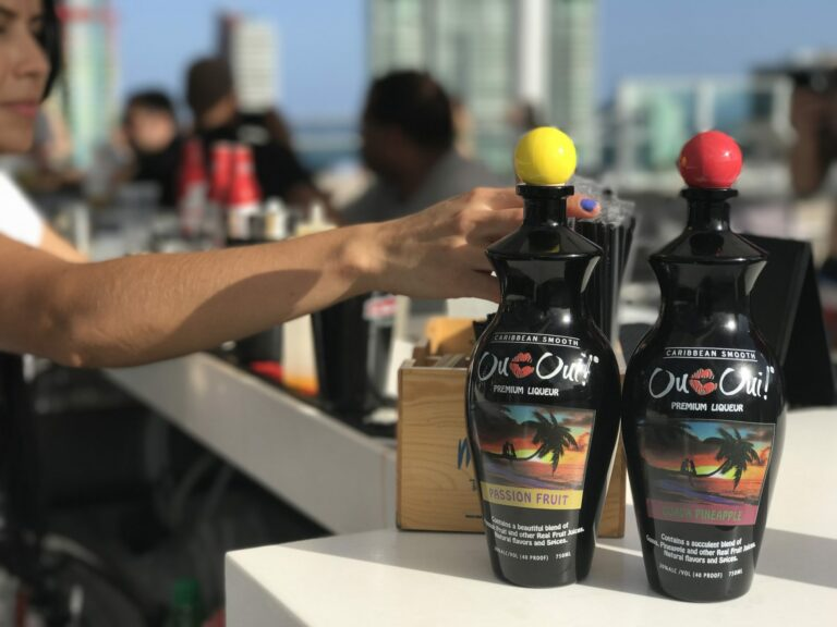 Caribbean Smooth Creates Rum Liqueur Ou-Oui! With the Female Consumer in Mind