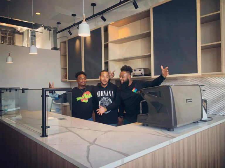 Three Wilson High School Grads Open a Cafe and Creative Space Near Union Market