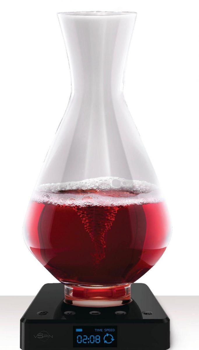 vSpin Wine Aerator