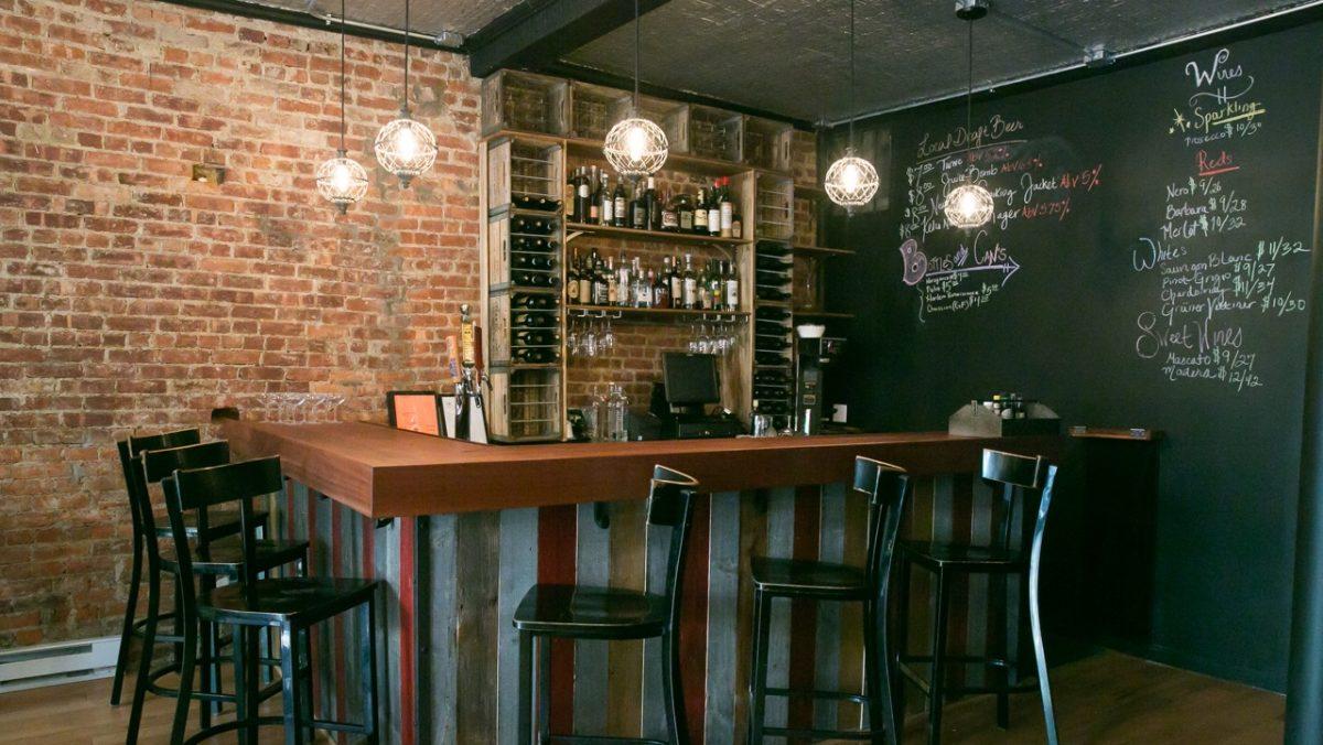 Bar at Essie's Restaurant