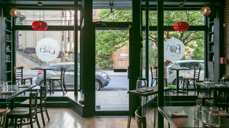 Essie's Restaurant in New York by Brandon Walker