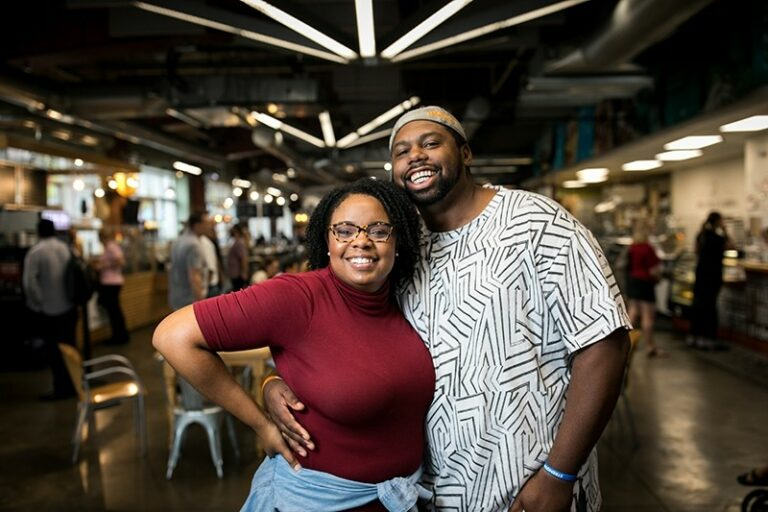 2018 Charlotteans of the Year: Greg and Subrina Collier