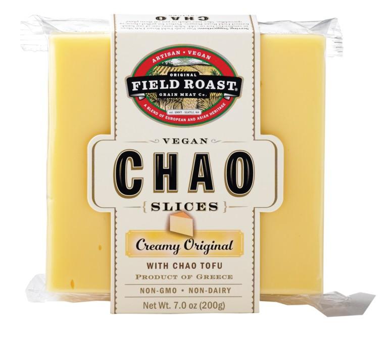 Field Roast Vegan Chao Cheese Slices