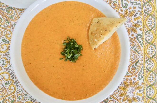 Cuisine Noir Magazine - Spicy Tomato Soup