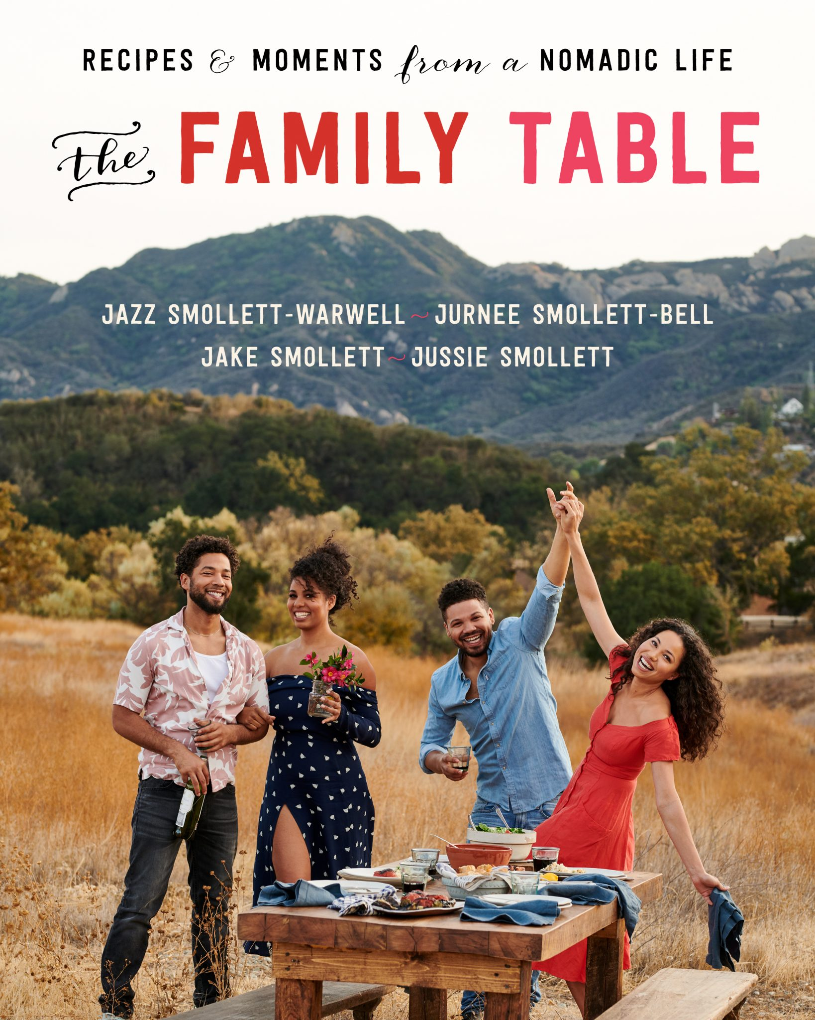 The Family Table Recipes And Moments From A Nomadic Life Cuisine