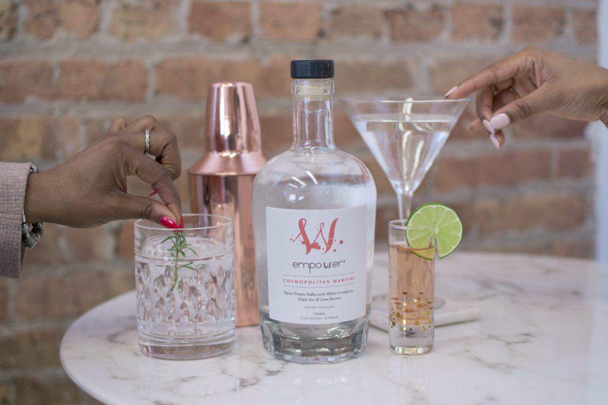 Empower Cosmopolitan Martini by Empower Cocktails