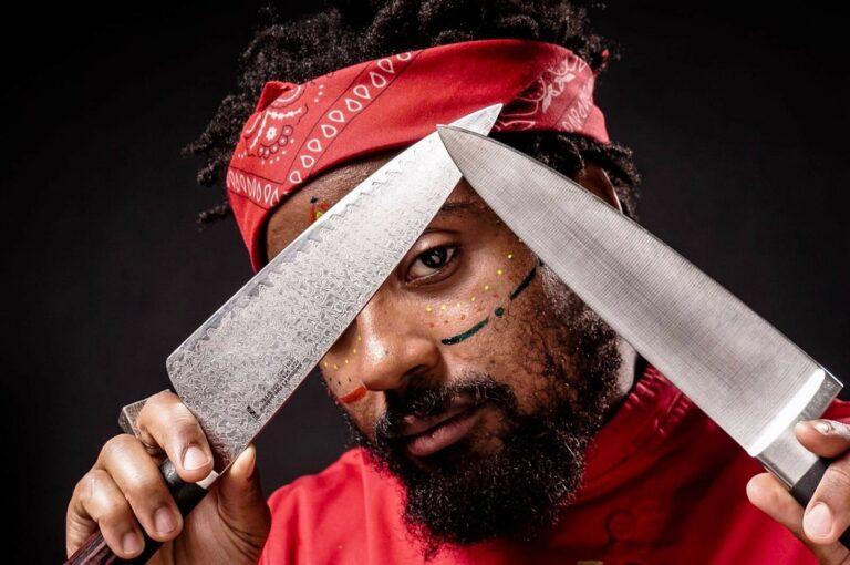 Plant-Based Chef Kriss Kofi
