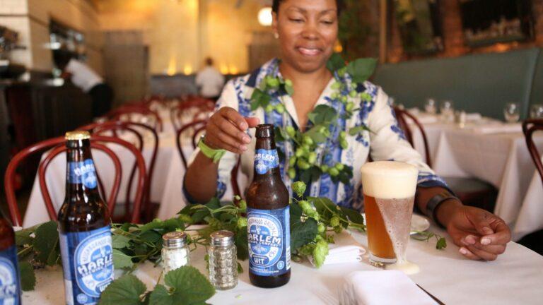 Brewing It Forward with Craft Beer Pioneer Celeste Beatty