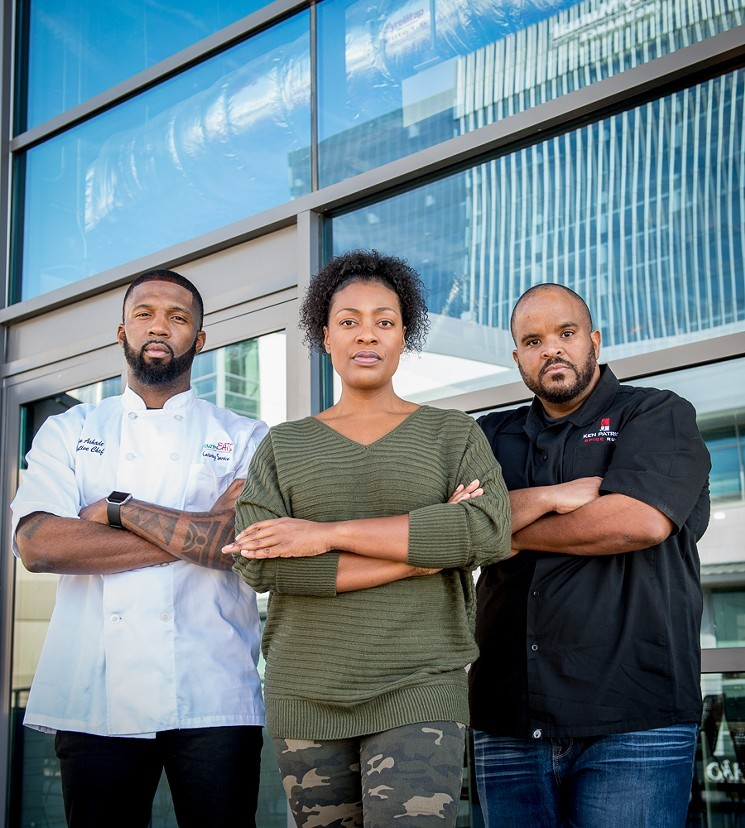 Why Doesn't Dallas Have More High-Profile Black Chefs?