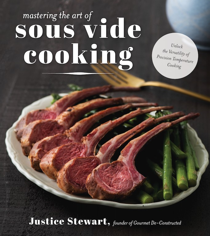 Cookbook Mastering the Art of Sous Vide