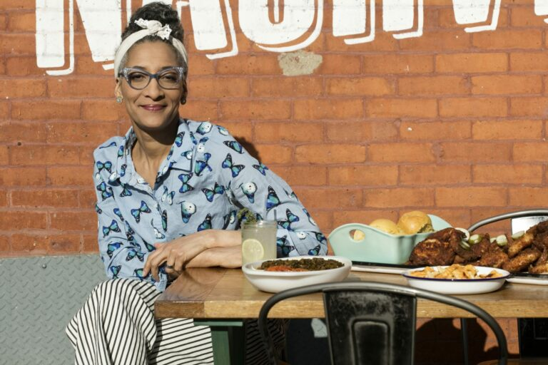 Chef Carla Hall - Soul Food