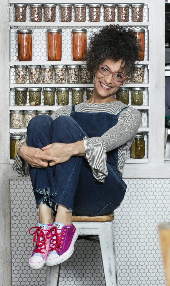 Chef Carla Hall- Soul Food