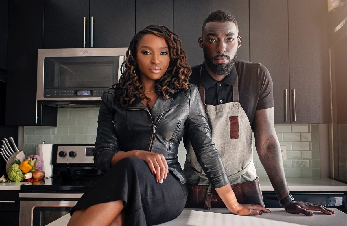 Eric and Janelle Adjepong of Pinch & Plate