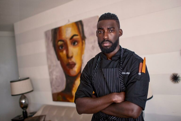 Top Chef's Eric Adjepong Cherishes His Bounty of Blessings