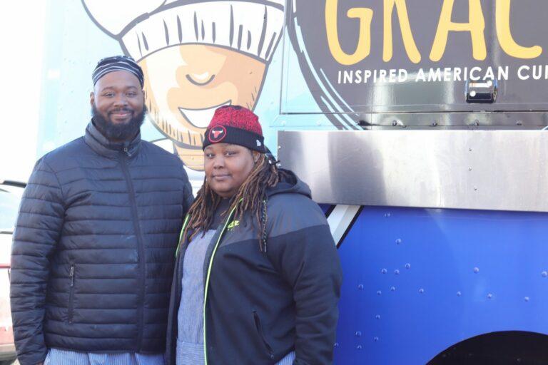 A Taste of Grace Food Truck in Atlanta