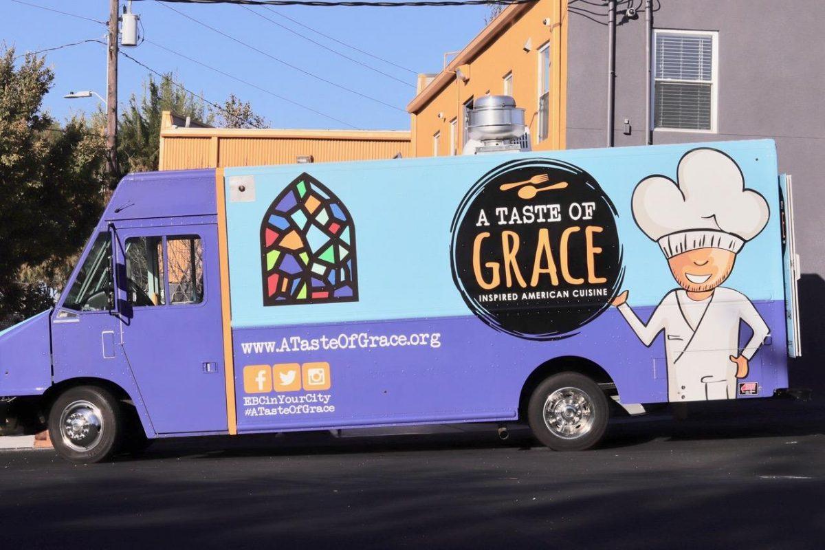 A Taste of Grace Food Truck in Atlanta, GA