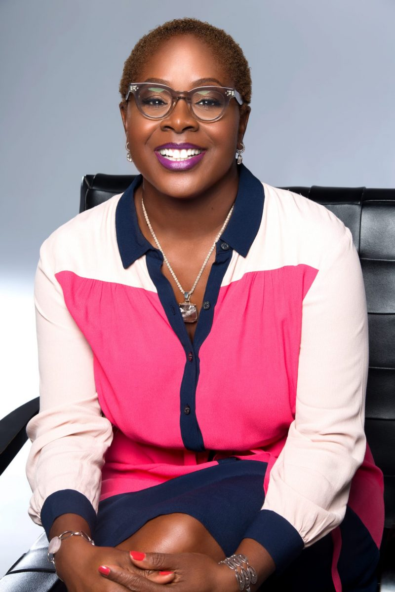 Robyn Green Arrington, TV One Vice President of Original Programming and Production