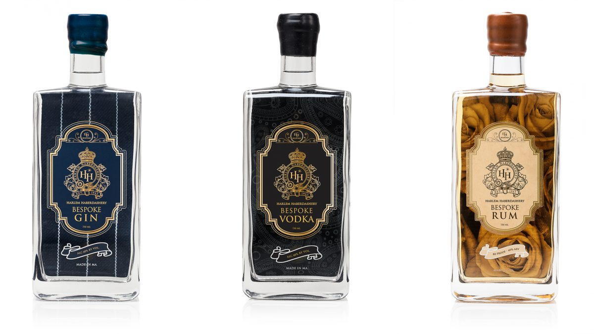 HH Bespoke Spirits Collection