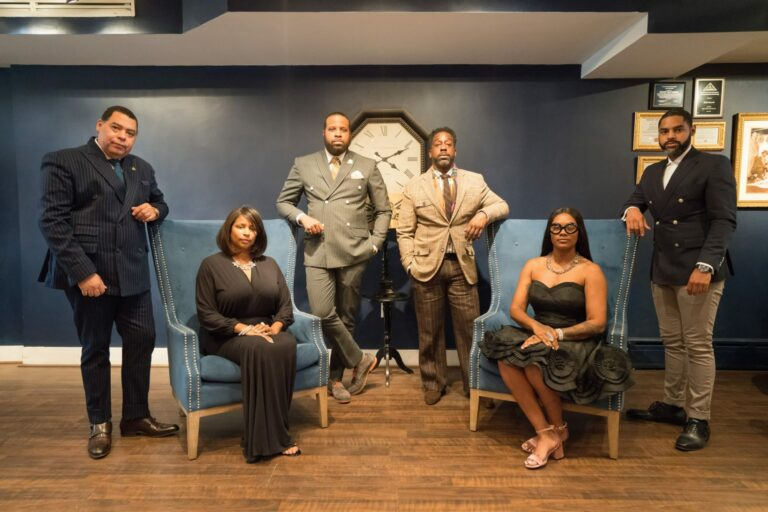 Family of Harlem Haberdashery