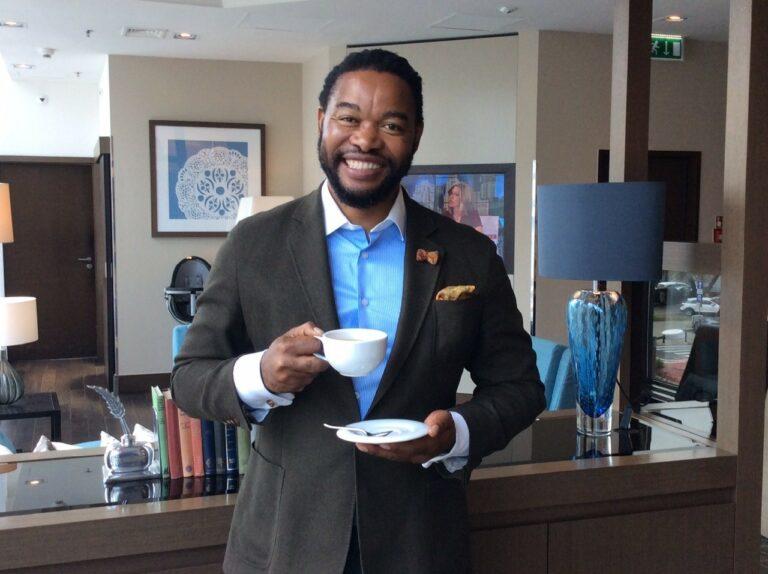 Joseph Seeletso Unites Botswana and Poland on a Plate