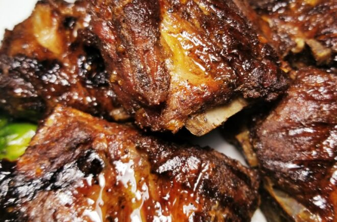 Jerk Neck Bones by Gangsta Goodies