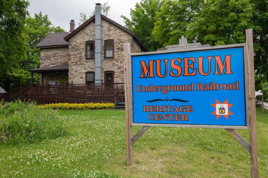 North Star Underground Railroad Museum