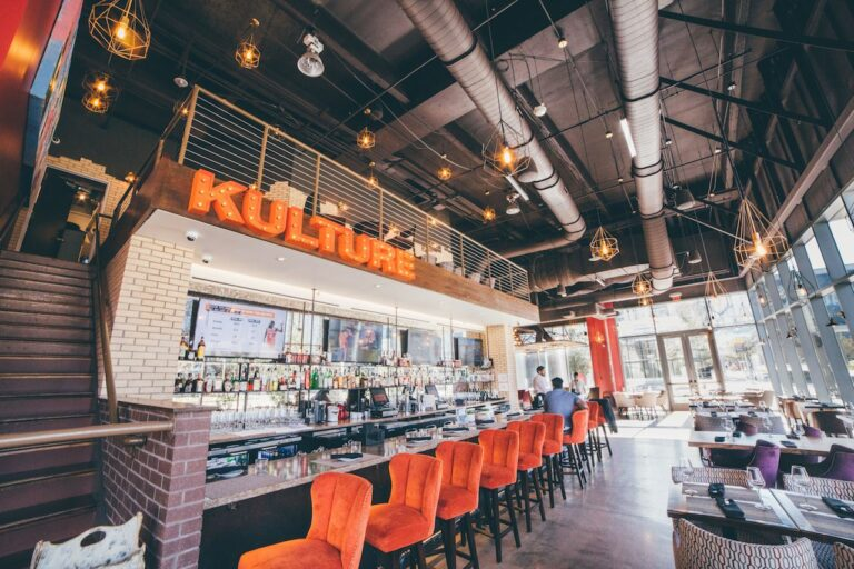 Marcus Davis Makes Houston's Kulture a Culinary Museum of Food, Art and Music