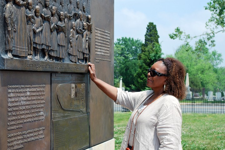 Alexandria's Story Guide to Black History in Virginia