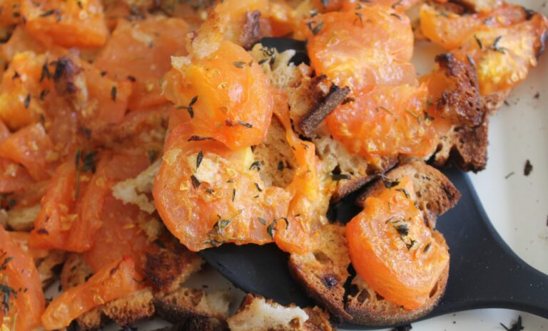 Carla Hall's Tomato Pie