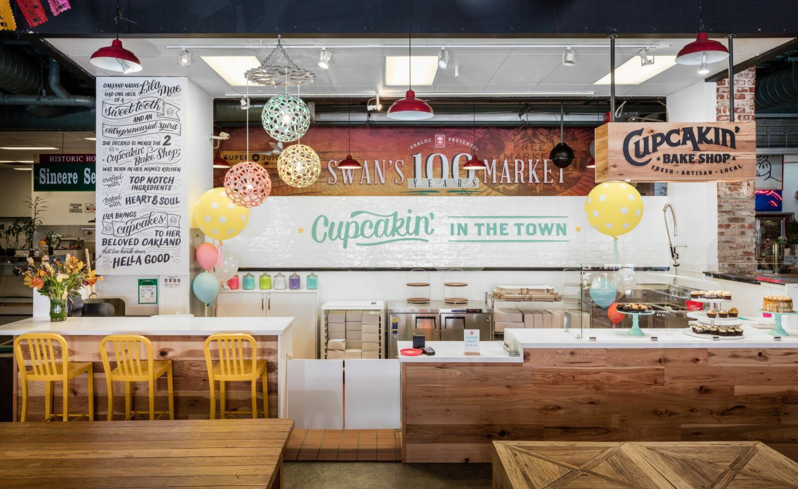 Cupcakin' Bake Shop Adds the Perfect Sweet Spot in Oakland