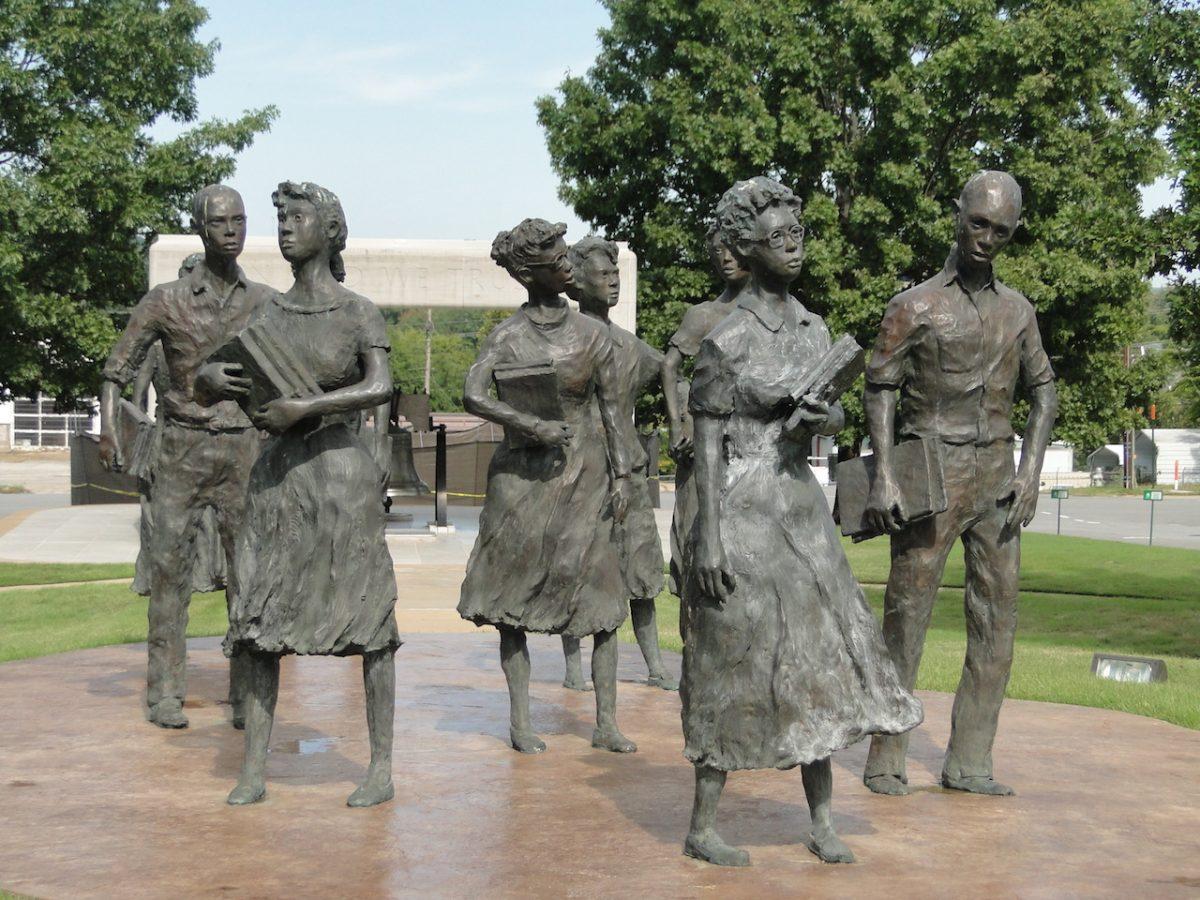 Little Rock Nine Memorial