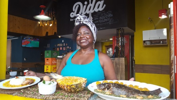 Dida Bar in Rio de Janeiro