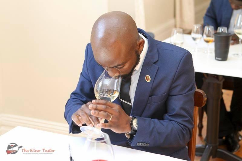 Pardon Taguzu Wine Tasting