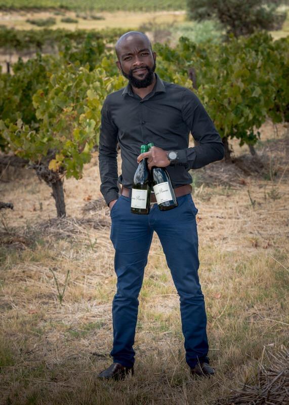 Pardon Taguzu's Wine Legs: From Zimbabwe via South Africa to the Netherlands