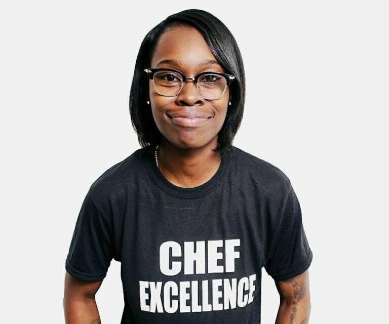 Chef Roshara Sanders