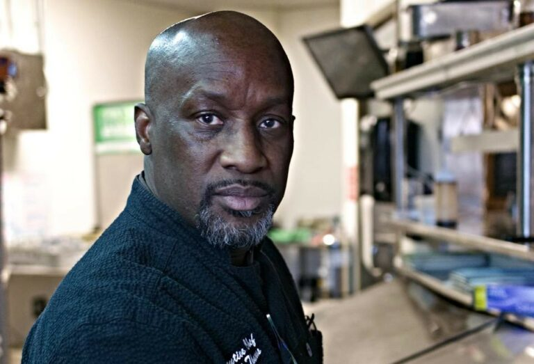 Chef David Thomas, Ida B's Table in Baltimore, MD