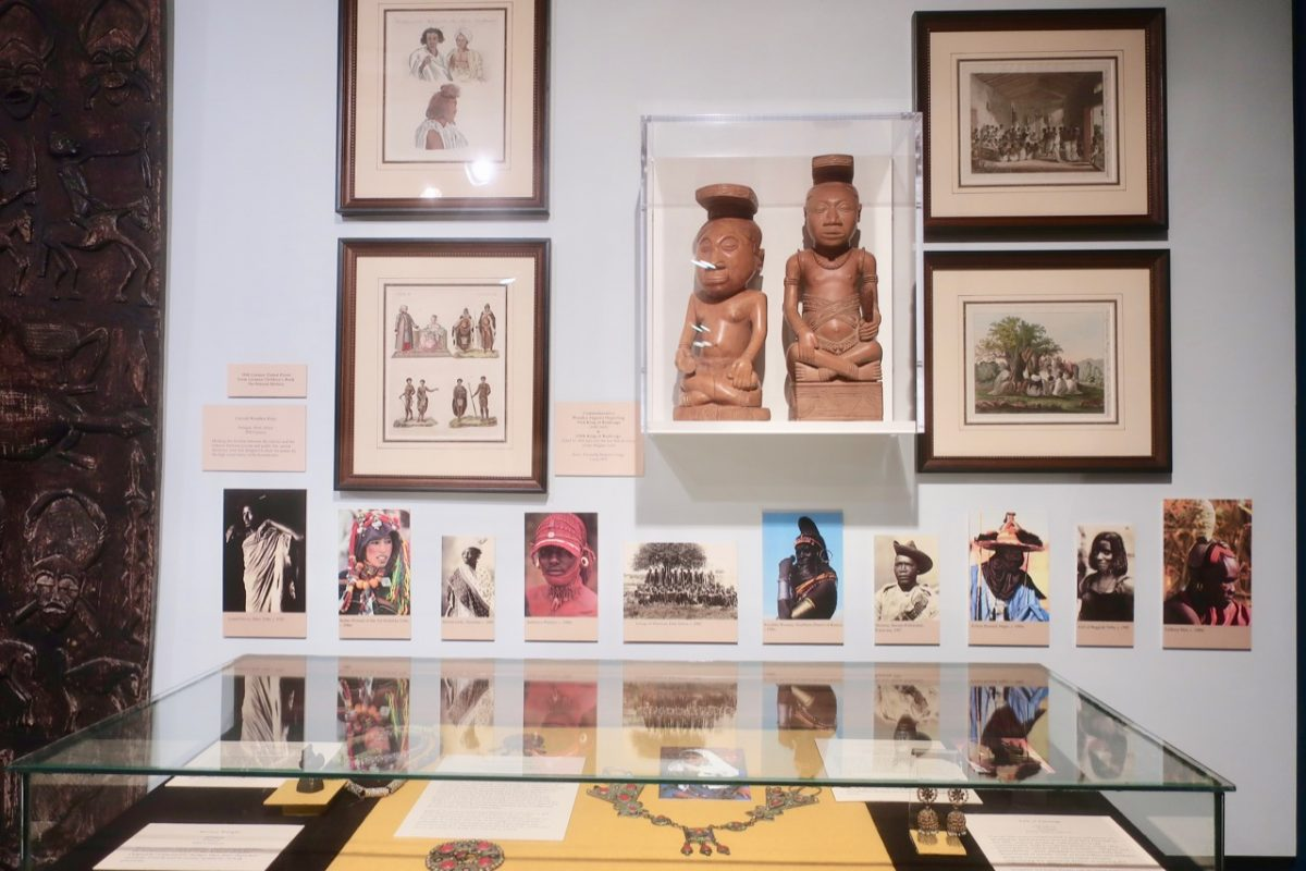 African Art at the Lighter Museum